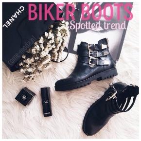 TREND: Biker Boots