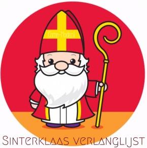 Sinterklaas verlanglijstje